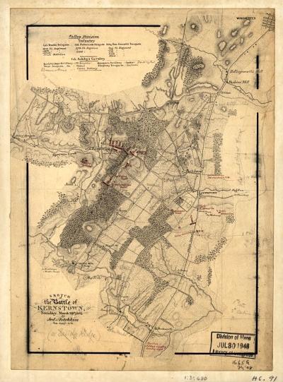 Battle of Kernstown