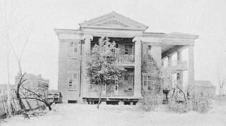 Thomas M. Mathews Home