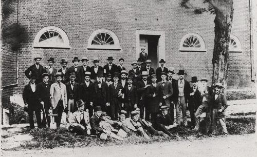 UVA Medical School Class of 1873