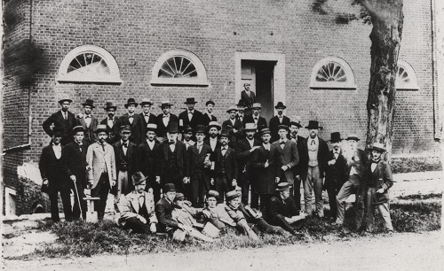 UVA Medical School Class of 1873